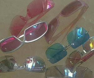 aesthetic, 90s, and sunglasses image