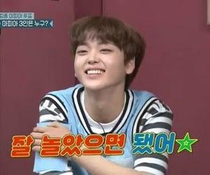 baby, x1, and hyeongjun image
