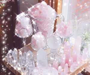 aesthetic, beautiful, and crystal image
