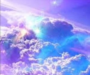 blue, clouds, and backgrounds image