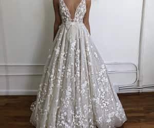 amazing, wedding dress, and dress image