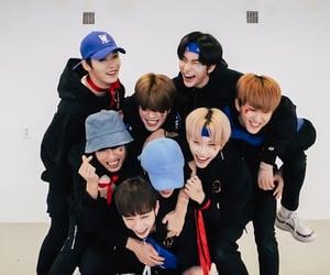JYP, hwang hyunjin, and stray kids image