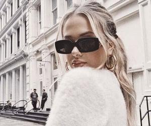 aesthetic, sunglasses, and fashion image