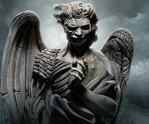 art, dark, and demon image