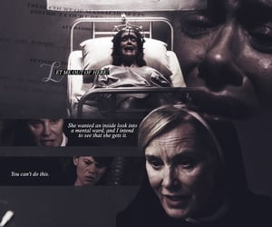 asylum, ahs, and 2x01 image