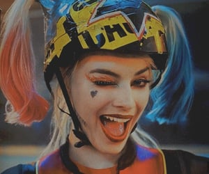 harley quinn, dc comics, and margot robbie image