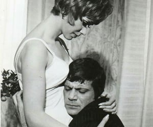 60's, ❤, and oliver reed image