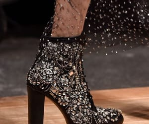 Alexander McQueen, shoes, and ankle boots image