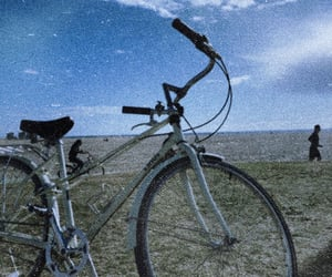 beach, bikes, and rides image