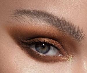 make up, model, and eye image
