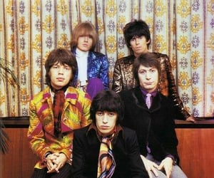 60s, classic rock, and the rolling stones image