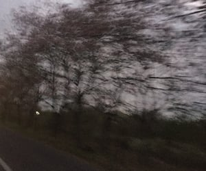 aesthetic, highway, and blurry image