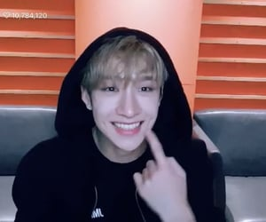 Chan, stray kids, and channie image