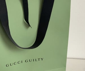 green, gucci, and aesthetic image