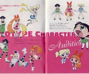 anime, pink, and powerpuff girls image