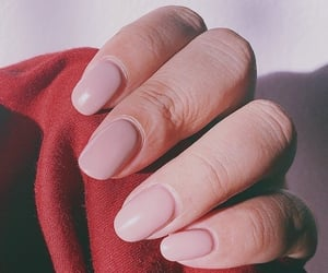 fingers, manicure, and nails image