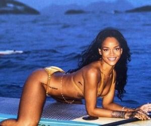 bikini, pretty, and riri image