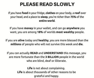 life, read, and please image