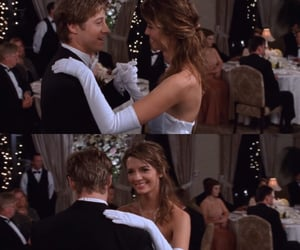 marissa cooper, ryan atwood, and television image