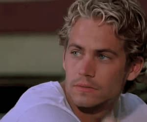 blonde, gif, and paul walker image