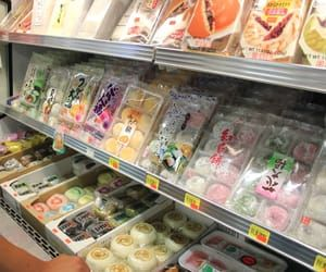 asian, 7 eleven, and dessert image
