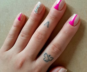 elegant, pink, and elegant nails image