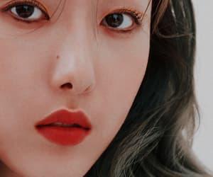 edit, iu, and eyes image