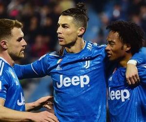 football, futbol, and Ronaldo image