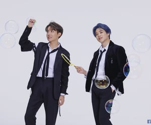 mots, jhope, and bts image