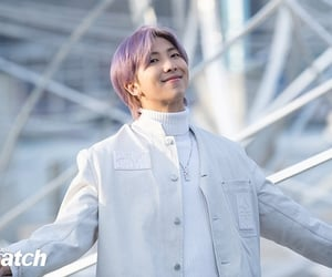new york, purple hair, and dispatch image