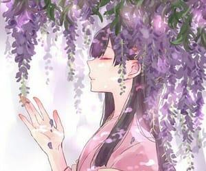 girl, manga, and sorrow image