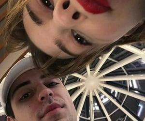 art, beauty, and girlfriend image