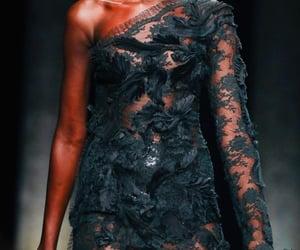 fashion, mfw, and runway image
