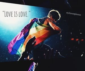 beautiful, gay, and louis image