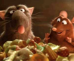 animation, disney, and food image