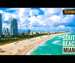 florida, video, and south beach image