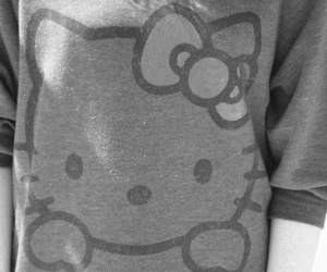 hello kitty, jumpers, and photography image