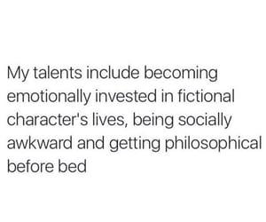 anxiety, awkward, and character image