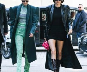 fashion, fashion week, and gigi hadid image