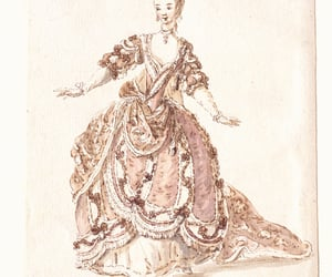 18th century, art, and rococo image
