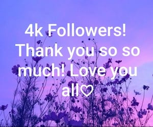 4k, love u all, and love you image