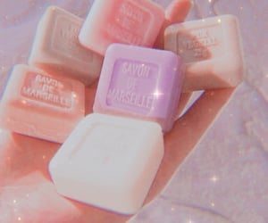 aesthetic, theme, and soap image