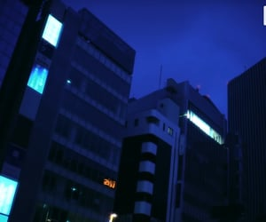 blue, midnight, and halsey image