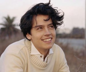 tumblr, wallpapers, and cole sprouse image