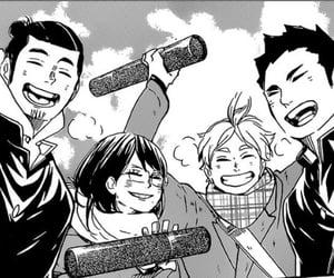 anime, asahi, and manga image