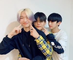 dkb, junseo, and harry june image