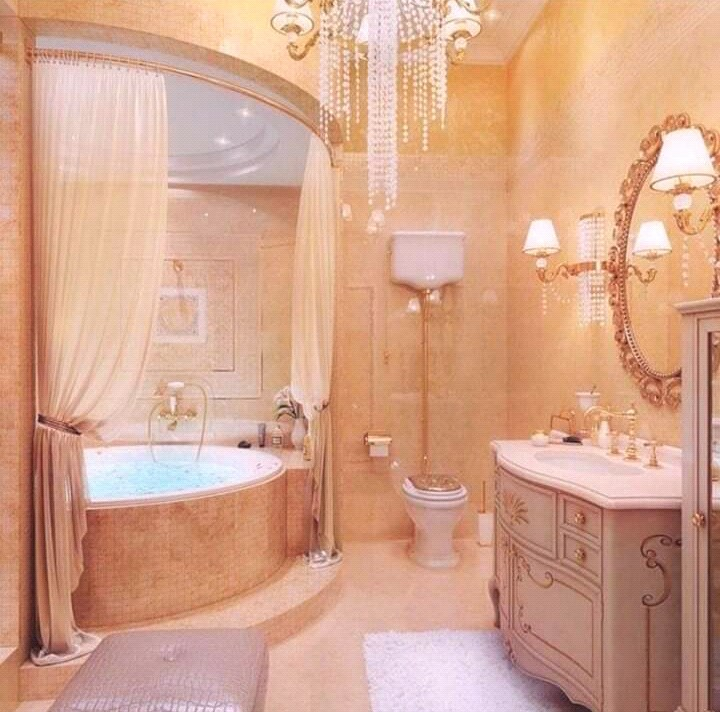 Aesthetic Bathroom Shared By Bella On We Heart It