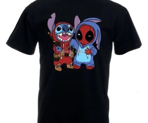 deadpool, stitch, and bestfriends image
