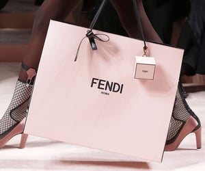 designer, fashion, and fendi image