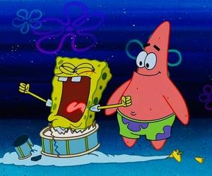 patrick, spongebob, and campfire song song image